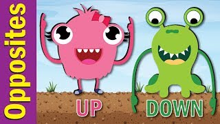 Opposites Song for Kids | Fun Kids English