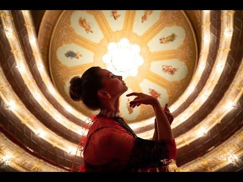 Evgenia Obraztsova - Prima with the Bolshoi Theatre / Portrait