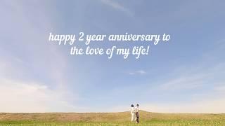 결혼 2주년 브이로그 …