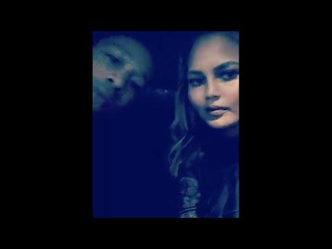 Chrissy Teigen   Snapchat Videos   June 30th 2016   Ft John Legend