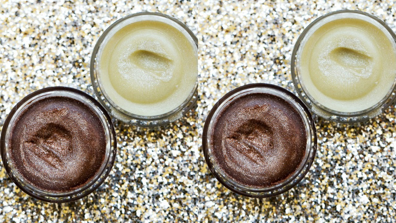 diy makeup - how to make your own cream highlighter (natural and