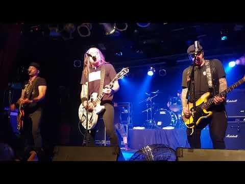 The Wildhearts: Buckley Tivoli - 29/06/18, opening 4 songs