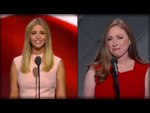 CHELSEA CLINTON COMES TO TRUMPS' DEFENSE WITH SHOCK ANNOUNCEMENT. THAT'S WHEN IT HAPPENS