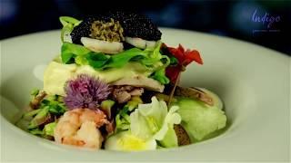 Салат в стиле Люсьена Оливье от шеф-повара Indigo!