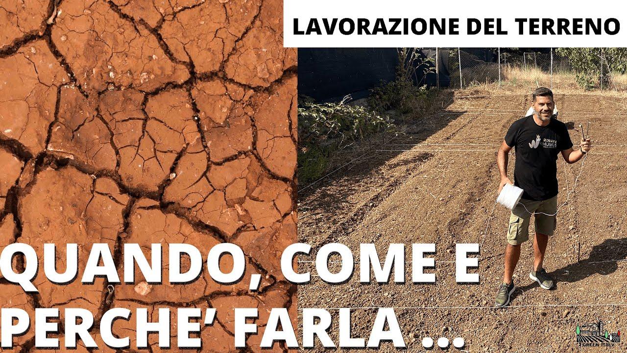 Download LAVORAZIONE TERRENO:  QUANDO, COME, perchè FARLA 🚜