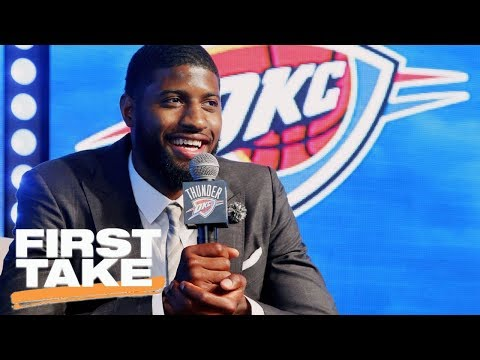 Stephen A. picks Thunder and Heat as NBA sleepers this season | First Take | ESPN
