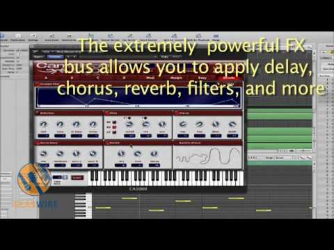 Camel Audio Cameleon 5000 Additive Synth Overview, Part Two