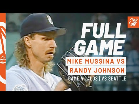 Game #7: 1997 ALDS Game 4, Mariners at Orioles