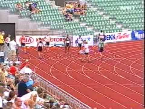 NM friidrett 2006, dag 2