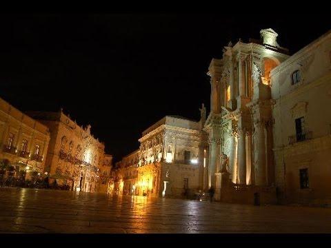 Siracusa sicilia italy ortigia la magia di piazza for Centro benessere siracusa ortigia
