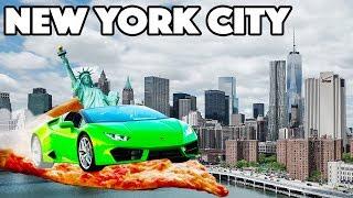 The Hidden Car Scene of New York City