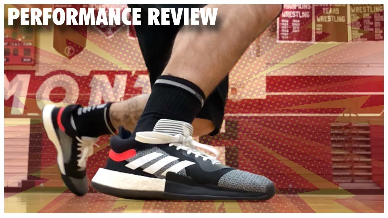 Marquee Performance Boost Review adidas WearTesters 6gyf7vYb