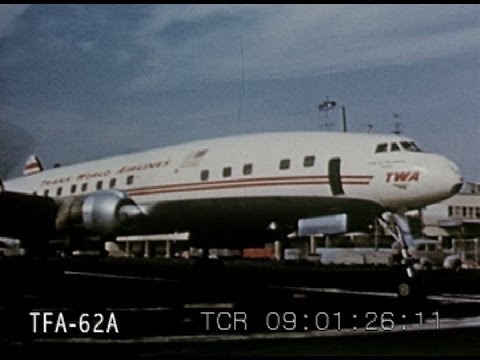 Flight To California 1952