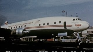 Flight To California 1952