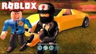 I'm an UNDERCOVER POLICE IN ROBLOX playgerman