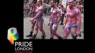 London's Favourite Gay Pride Parade Video
