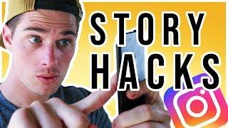 10 Instagram Story Tricks & Hacks