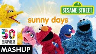 Sesame Street: Sunny Days Word Mashup | #Sesame50