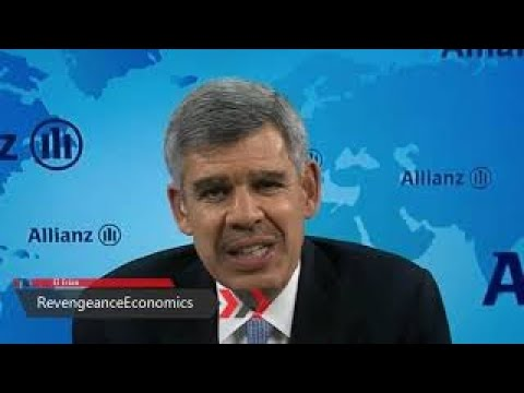 El Erian 17 Aug 2017 Tax reform, Federal Reserve policy, investing in Europe