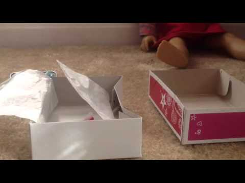 Review Of The Healthy Smile Set From American Girl | AG Crafter