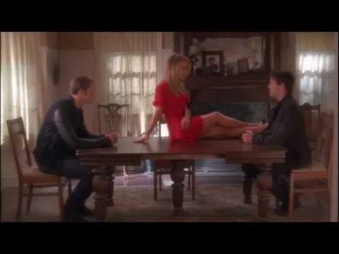 True Blood 4x09 Sookie dreaming Eric and Bill
