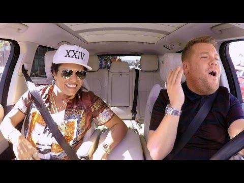 Bruno Mars Brings His '24K Magic' to...