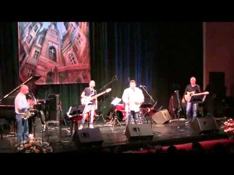 Bulgarian Jazz Group ''Breakpoint'' Live concert- Jazz Ruse/December 2012