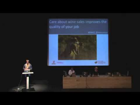 DWCC13 Panel: Your Job Is To Sell Wine, Deal With It!