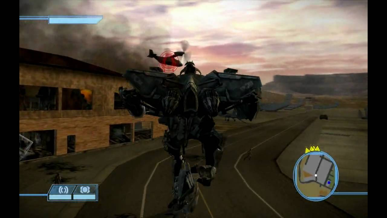 Transformers : Revenge of the Fallen - Autobots Mission 1 ...