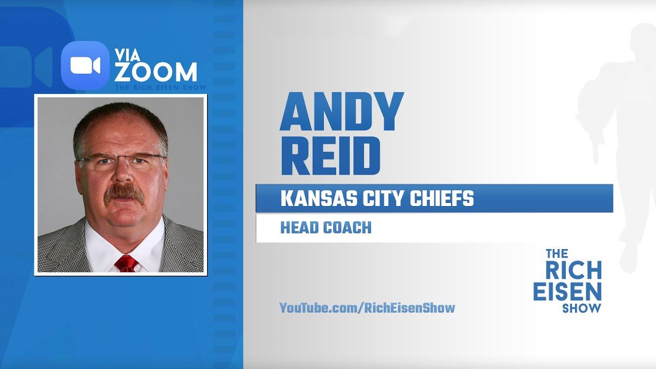 Chiefs HC Andy Reid Talks Super Bowl, 2020 Season, Mahomes & More w/ Rich Eisen | Full Interview