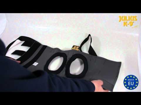 Gehhilfe-Geschirr / Rehabilitation harness - Schulterbereich / Shoulder area,  Code: 16NEO-VS-S