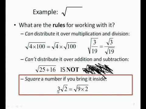 SEMINAR: Understanding Maths Notation