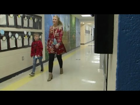 Teacher and boy save dad's life