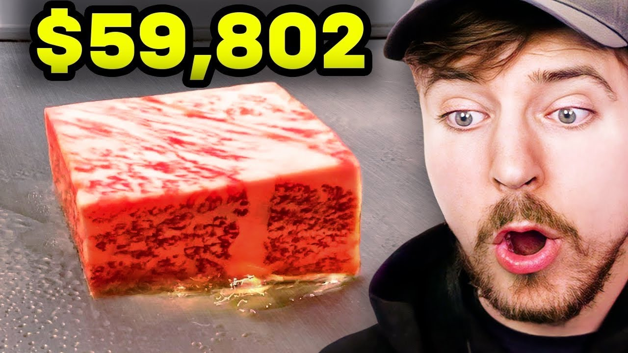 World's Most Expensive Food!