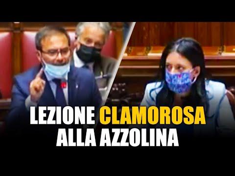 Camera: deputato Lega dà una sonora lezione al ministro Azzolina