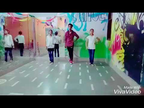 [ Song] Aa to sahi [ meet. Bros. Neha Kakkar. Roach killa.( movei. Judwa) choreography by Ali Khan