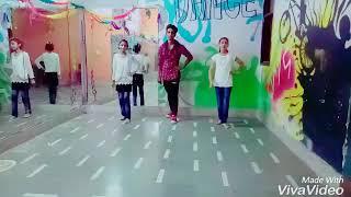 [ Song] Aa to sahi [ meet. Bros. Neha Kakkar. Roach killa.( movei. Judwa) choreography by Ali Khan