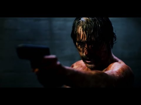 Polar (2019) - Tunnel Fight Scene (1080p)