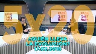NADIE SABE NADA - (5x20): ¿Quién lleva la evolución?