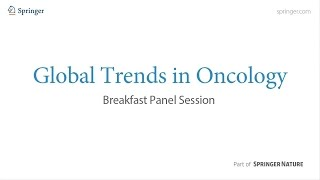Global Trends in Oncology