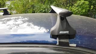 Обзор багажника Атлант