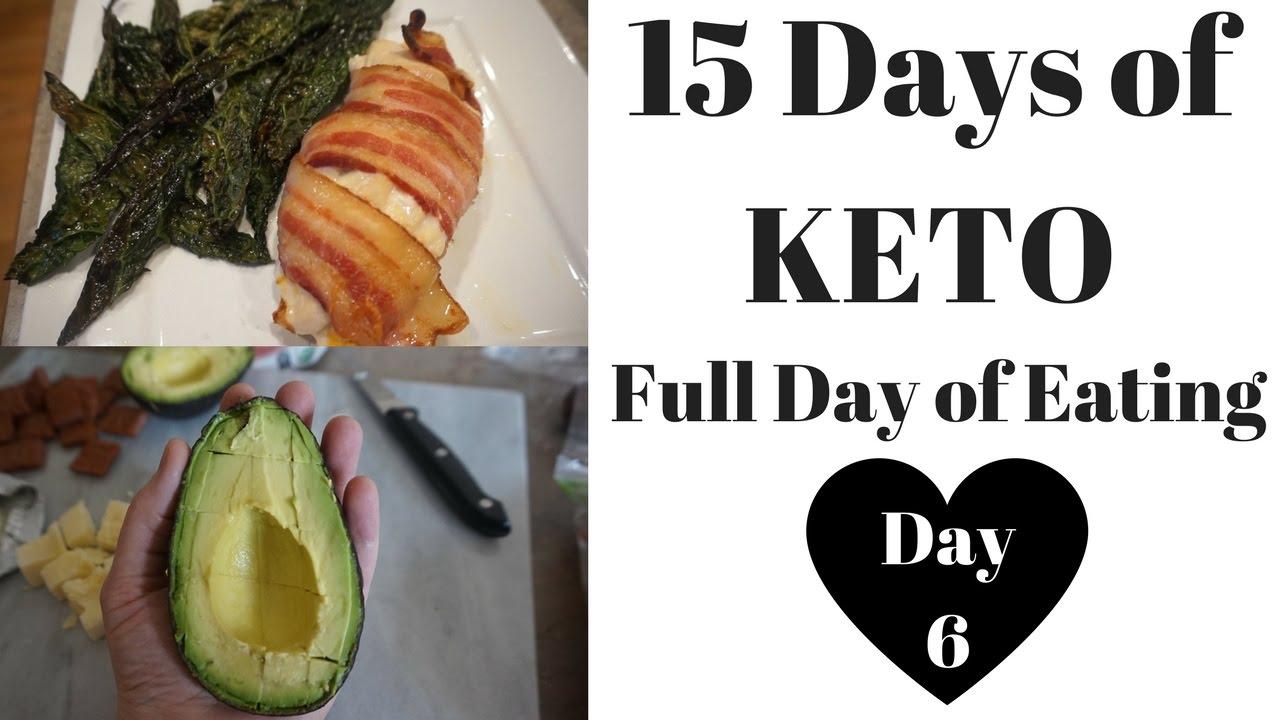 Keto Full Day Of Eating