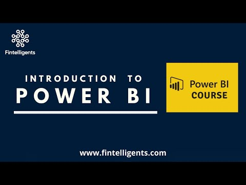 Introduction - Power BI for Finance