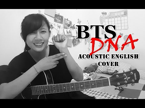 BTS 방탄소년단 - DNA Acoustic English Cover
