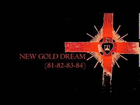 New Gold Dream (81-82-83-84) by Simple Minds REMASTERED (1982 - Full Album)