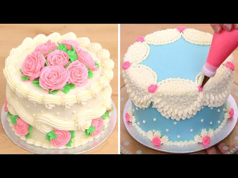 Cake Decorating Ideas for Every Occasion | Amazing Cakes Tutorials