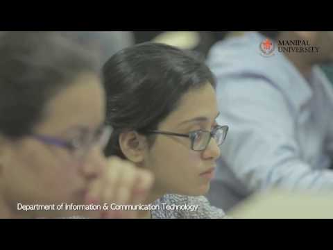 Department Of Information And Communication Engineering, Manipal University