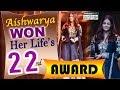 BEAUTY QUEEN || AISHWARYA RAI BACHCHAN WINS STYLE DIVA AWARD @ || HT MOST STYLISH AWARD 2018