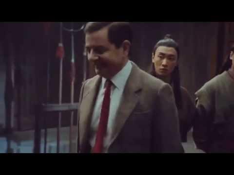مستر بن في الصين | Mr bean in China