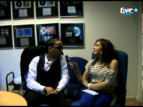 Live East Mag - Aggro Santos talks to Tashaa